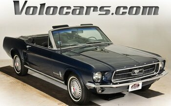 1967 Ford Mustang for sale 101002658