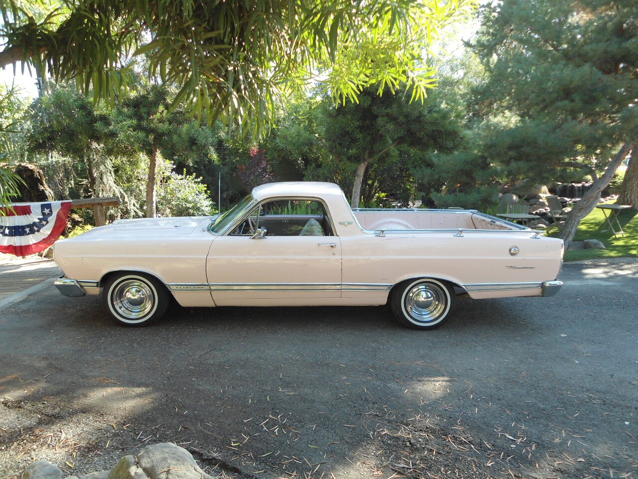 1967 Ford Ranchero for sale near Fresno, California 93722 ...