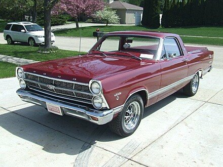 1967 Ford Ranchero for sale 100866371