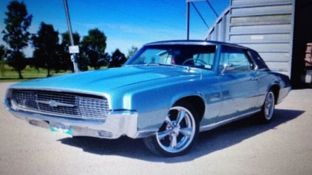 1967 Ford Thunderbird for sale 100815939