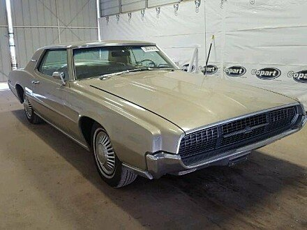 1967 Ford Thunderbird for sale 101044883