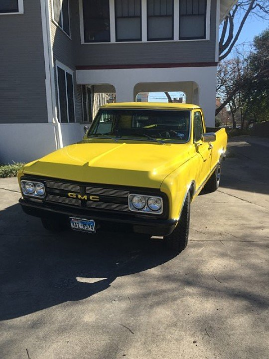 1967 GMC Pickup for sale 100740797