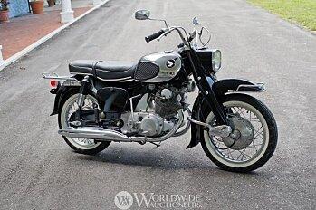 1967 Honda Dream for sale 200627288