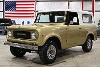 1967 International Harvester Scout for sale 100776682