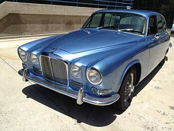 1967 Jaguar 420 for sale 100736327