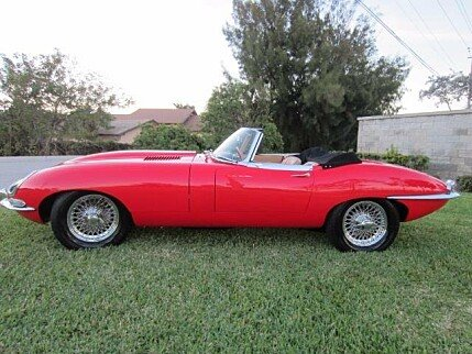 1967 Jaguar E-Type for sale 100852122