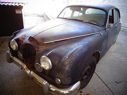 1967 Jaguar Mark II for sale 100838471