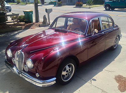 1967 Jaguar Mark II for sale 100874142