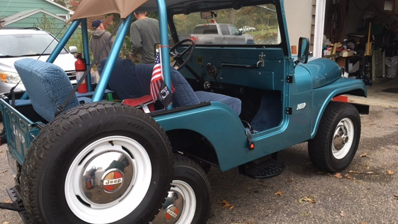 1967 Jeep CJ-5 for sale 100923482