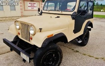 1967 Jeep CJ-5 for sale 100906320