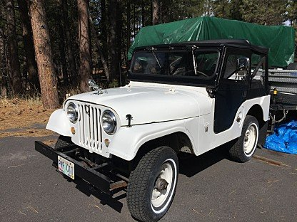 1967 Jeep CJ-5 for sale 101028711