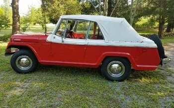 1967 Jeep Jeepster for sale 100905695