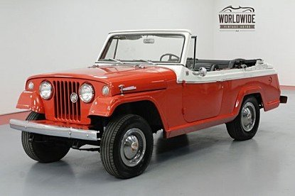 1967 Jeep Jeepster for sale 100992845