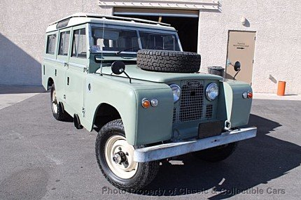 1967 Land Rover Other Land Rover Models for sale 100924813