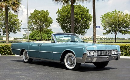 1967 Lincoln Continental for sale 100738589