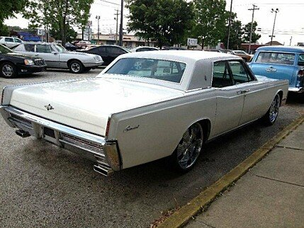 1967 Lincoln Continental for sale 100780590