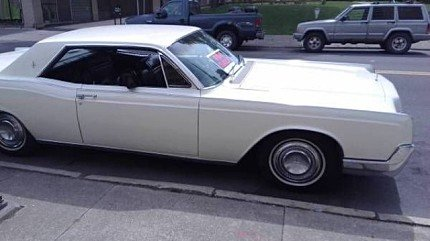 1967 Lincoln Continental for sale 100828512