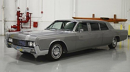 1967 Lincoln Continental for sale 100850031