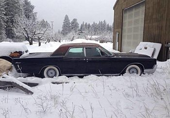 1967 Lincoln Continental for sale 100844297