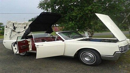 1967 Lincoln Continental for sale 100896782