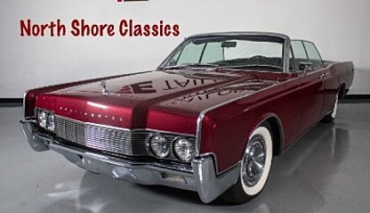 1967 Lincoln Continental for sale 100963176
