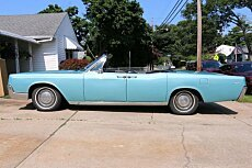 1967 Lincoln Continental for sale 101005167