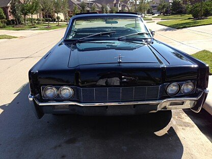 1967 Lincoln Continental for sale 100979695