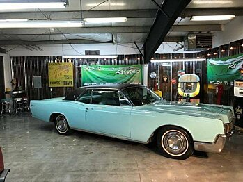 1967 Lincoln Other Lincoln Models for sale 100971922