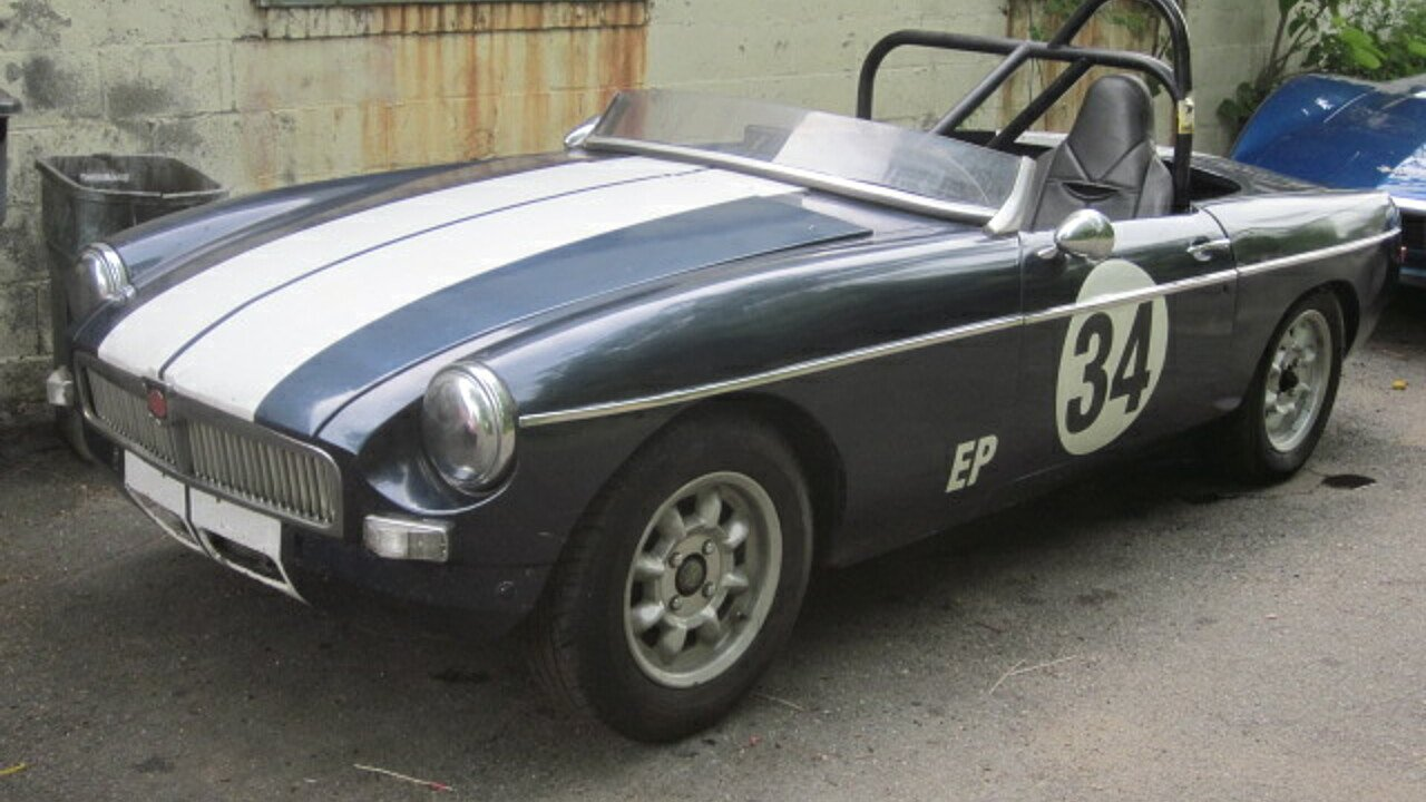 1967 MG MGB for sale near Stratford, Connecticut 06615 - Classics ...