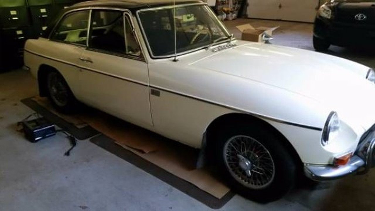 1967 MG MGB for sale 100905793
