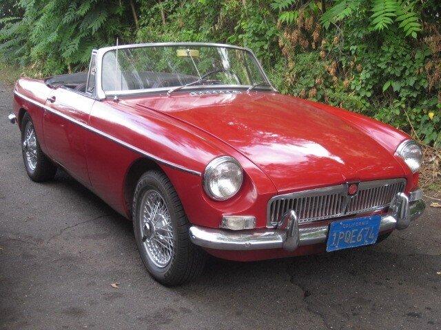 1967 Mg Mgb Classics For Sale Classics On Autotrader