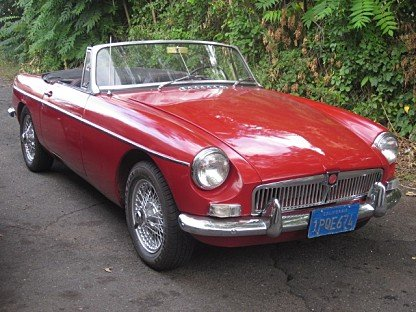 1967 MG MGB for sale 100789344