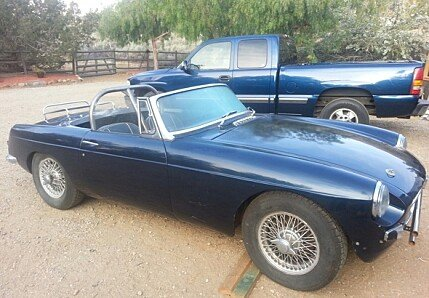 1967 MG MGB for sale 100795077