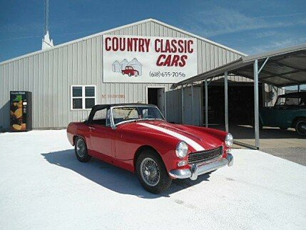 1967 MG Midget for sale 100757635