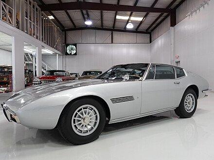 1967 Maserati Ghibli for sale 100910382