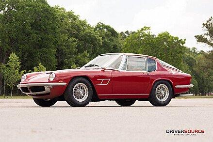 1967 Maserati Mistral for sale 100869391