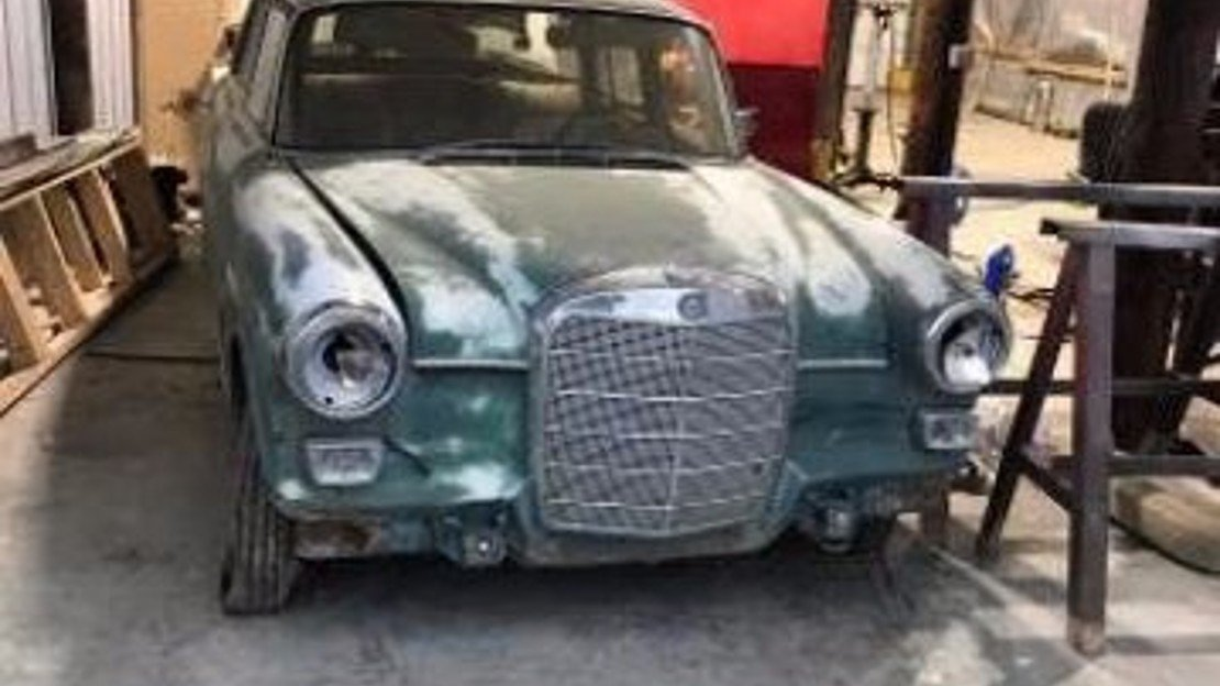 1967 Mercedes-Benz 230S for sale 100900324