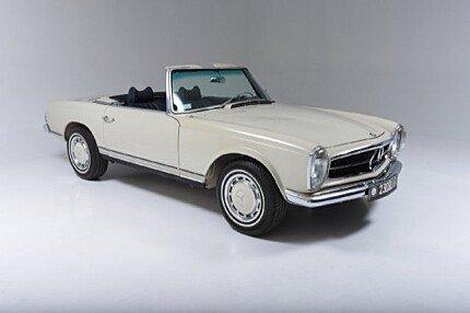 1967 Mercedes-Benz 230SL for sale 100851429