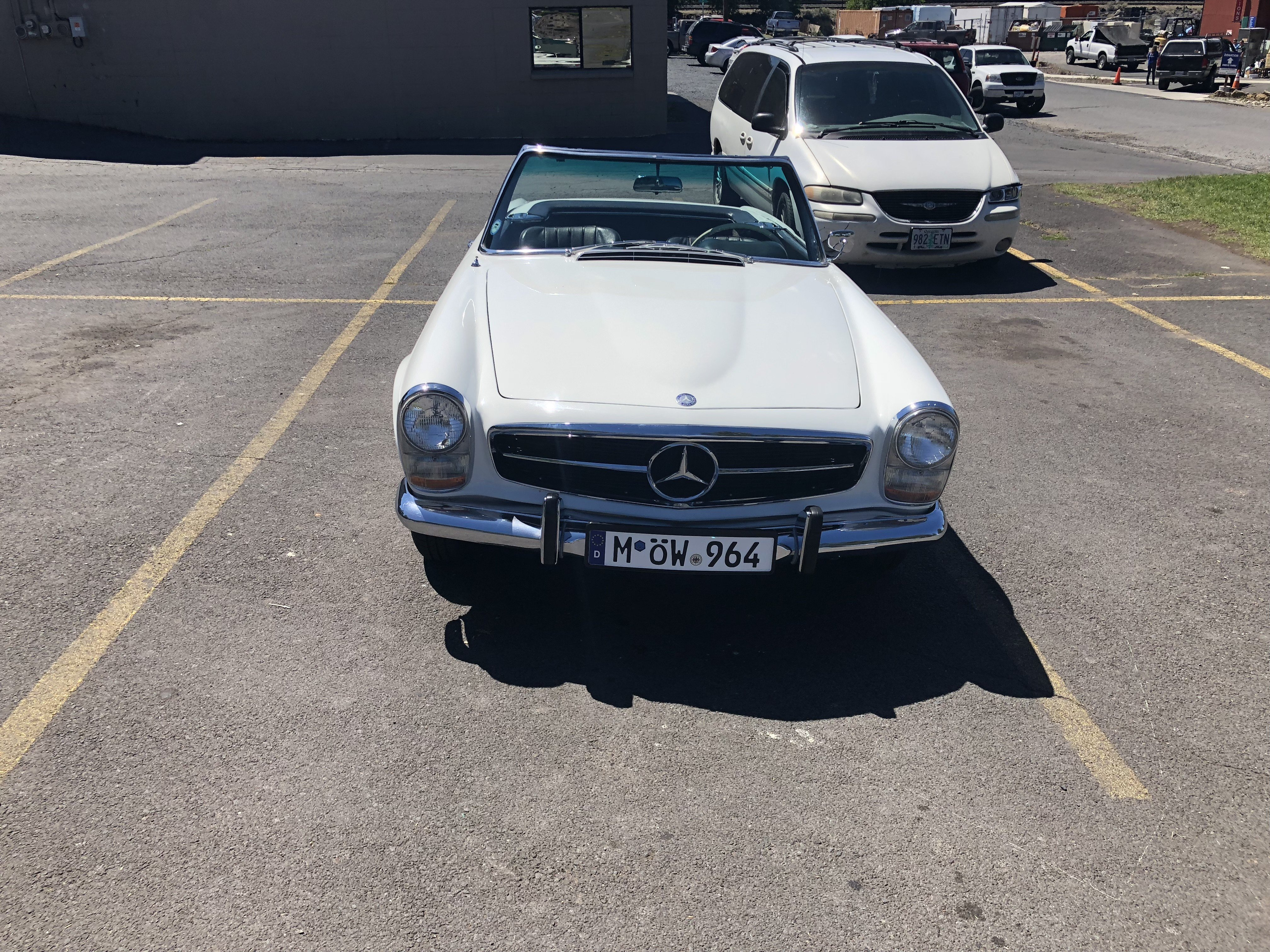 1967 Mercedes Benz 230SL For Sale 101013813