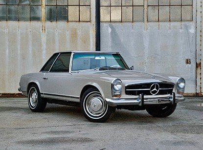 1967 Mercedes-Benz 230SL for sale 100860302