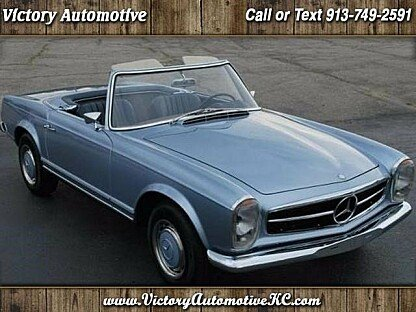 1967 Mercedes-Benz 250SL for sale 100725294
