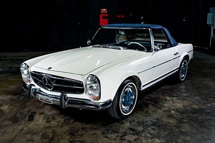Mercedes benz 250sl classics for sale classics on autotrader for Mercedes benz for sale autotrader