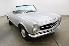 1967 Mercedes-Benz 250SL for sale 100835813