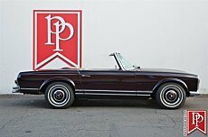 1967 Mercedes-Benz 250SL for sale 100836365