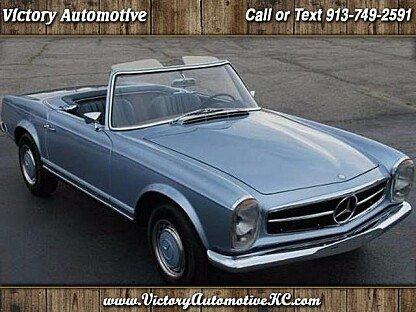 1967 Mercedes-Benz 250SL for sale 100725294