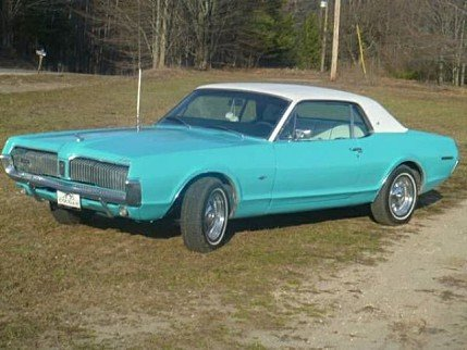 1967 Mercury Cougar for sale 100838066