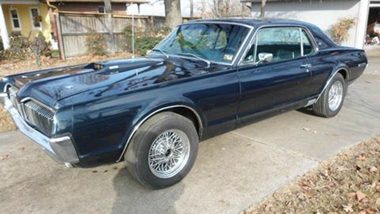 1967 Mercury Cougar for sale 100874394