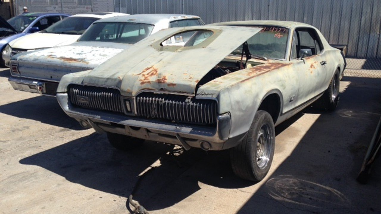 1967 Mercury Cougar for sale 100786855