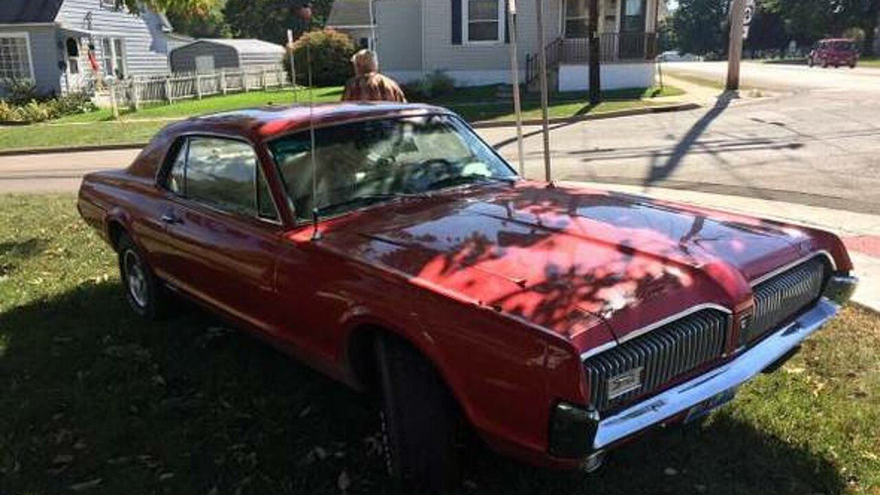 1967 Mercury Cougar for sale 100818669