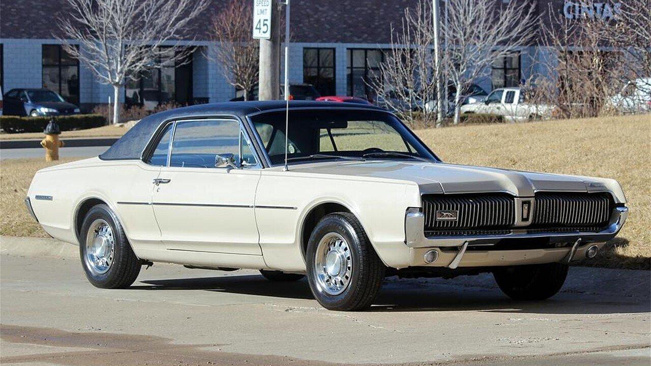 1967 Mercury Cougar for sale near Lenexa, Kansas 66219 - Classics on ...